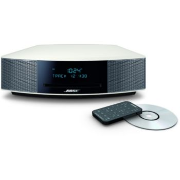Bose Wave music système IV dab White