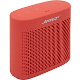 Enceinte Bluetooth Bose  SoundLink Color II rouge