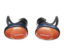 Ecouteurs Bose  Soundsport Free Orange