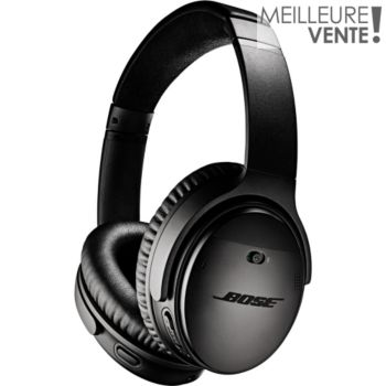 Bose QC35 II Noir