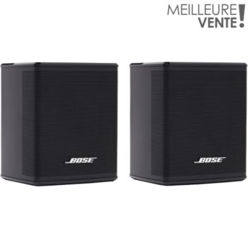 Bose Speakers Noir