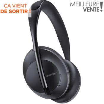 Bose Headphones 700 Noir