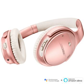 Bose QC35 II Rose Gold Limited Edition