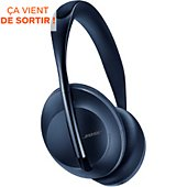 Casque Bose Headphones 700 Triple Midnight