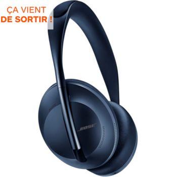 Bose Headphones 700 Triple Midnight
