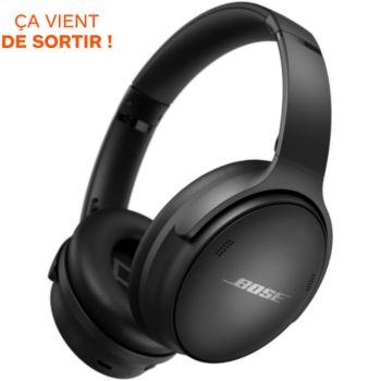 Bose QC45 Noir