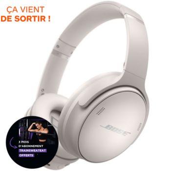 Bose QC45 Blanc