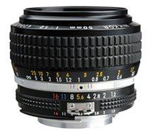 Objectif pour Reflex Nikon  AI-S 50mm f/1.2 Nikkor