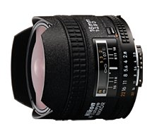 Objectif pour Reflex Nikon  AF 16mm f/2.8D Nikkor