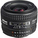 Objectif pour Reflex Nikon  AF 35mm f/2D Nikkor