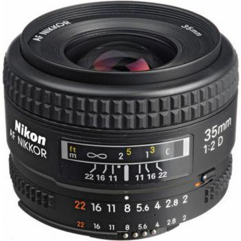 Nikon AF 35mm f/2D Nikkor