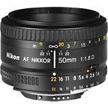 Objectif pour Reflex Nikon  AF 50mm f/1.8D Nikkor