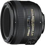 Objectif pour Reflex Nikon  AF-S 50mm f/1.4G Nikkor