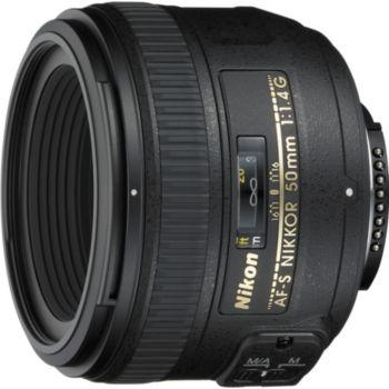 Nikon AF-S 50mm f/1.4G Nikkor