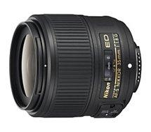 Objectif pour Reflex Nikon  AF-S 35mm f/1.8G Nikkor