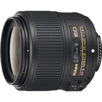 Nikon AF-S 35mm f/1.8G Nikkor