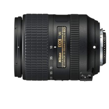 Nikon AF-S DX 18-300mm f/3.5-6.3G ED VR Nikkor