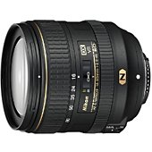 Objectif pour Reflex Nikon AF-S DX 16-80mm f/2.8-4 ED VR