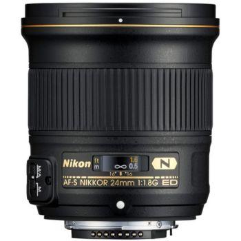 Nikon AF-S 24mm f/1.8G ED Nikkor