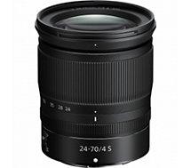 Objectif pour Hybride Plein Format Nikon NIKKOR Z 24-70mm f.4 S