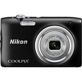 COMPACT Numérique Nikon Coolpix A100 noir
