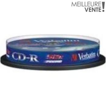 Verbatim CD-R 700MB 10PK Spindle 52x