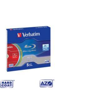 Verbatim BD-R Pack Jewel case 6x25GB