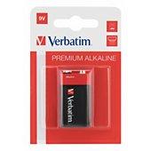 Pile Verbatim 1x alcanine 9V