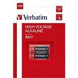 Pile Verbatim  2xMN21/A23 12V