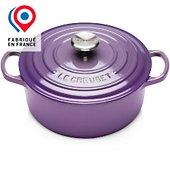 Cocotte Le Creuset Signature ultra violet 24 CM