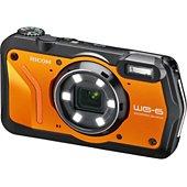 Appareil photo Compact Ricoh RICOH WG-6 ORANGE