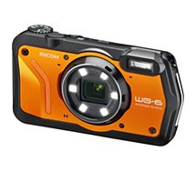 Appareil photo Compact Ricoh  RICOH WG-6 ORANGE