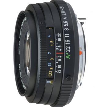 Pentax SMC FA 43mm f/1,9 Limited noir