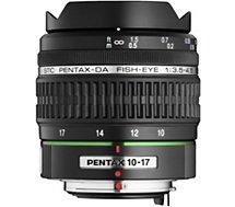 Objectif pour Reflex Pentax SMC DA 10-17mm f/3.5-4.5 ED IF Fisheye