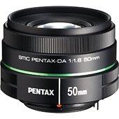 Objectif pour Reflex Pentax SMC DA 50mm f/1.8