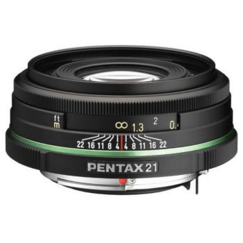Pentax HD DA 21mm f/3.2 noir AL Limited