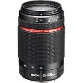 Objectif pour Reflex Pentax SMC DA 55-300mm f/4-5.8 ED WR