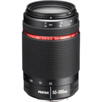 Pentax SMC DA 55-300mm f/4-5.8 ED WR