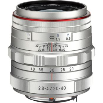 Pentax HD DA 20-40mm f/2.8-4 ED DC WR Limited