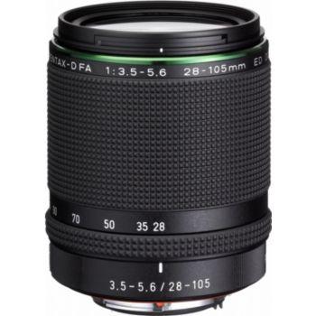 Pentax HD DFA 28-105mm f/3.5-5.6 ED DC WR