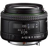 Objectif pour Reflex Pentax  FA 35mm F2 AL