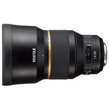 Pentax HD DFA 85mm f/1.4 ED SDM AW