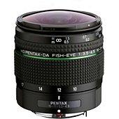 Objectif pour Reflex Pentax HD DA10-17mm Fish-eye f/3.5-4.5 ED IF