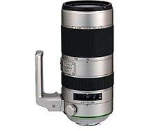 Objectif Pentax  D FA 70-200 f/2.8ED DC AW Silver Edition