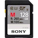 Carte SD Sony  UHS-II M series CL10 U3 128Go