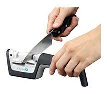 Couteau de cuisine Kitchen Iq  Affuteur pour couteau lame
