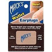 Bouchons anti-bruit Mack's Bouchons d'Oreilles de Poche Mack's Wall