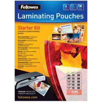 Fellowes Starter kit plastification 80 microns