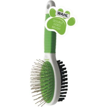 Wahl pour animaux double brosse Sided