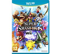 Jeu Wii U Nintendo Super Smash Bros